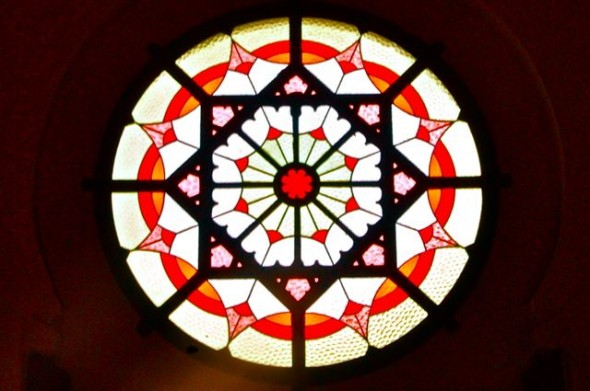 Sirkeci Stained Glass